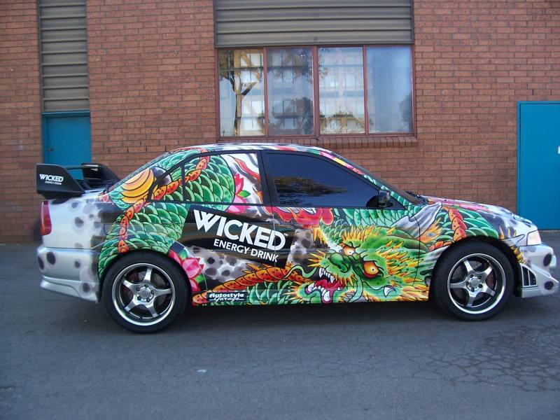 Car Signage Wraps Amp Decals Sign Up Now